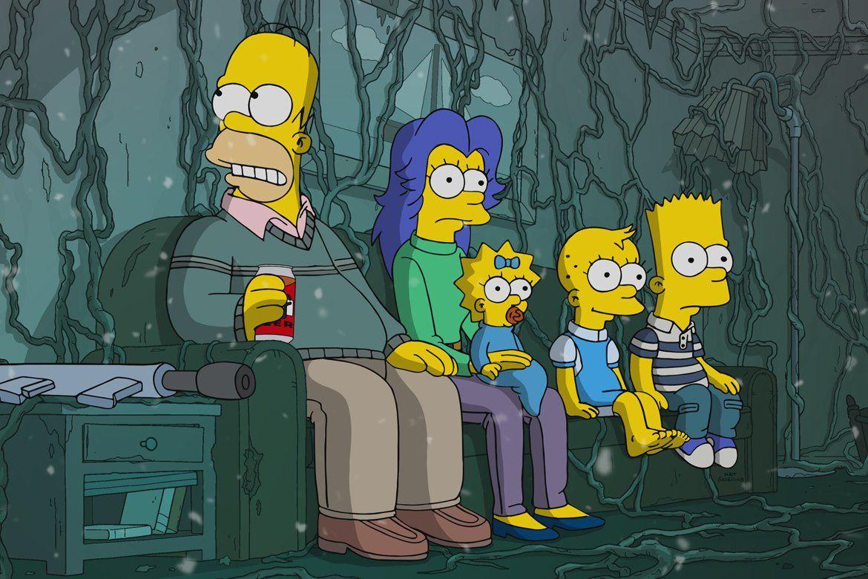 Die Simpsons Staffel 31 Disney plus