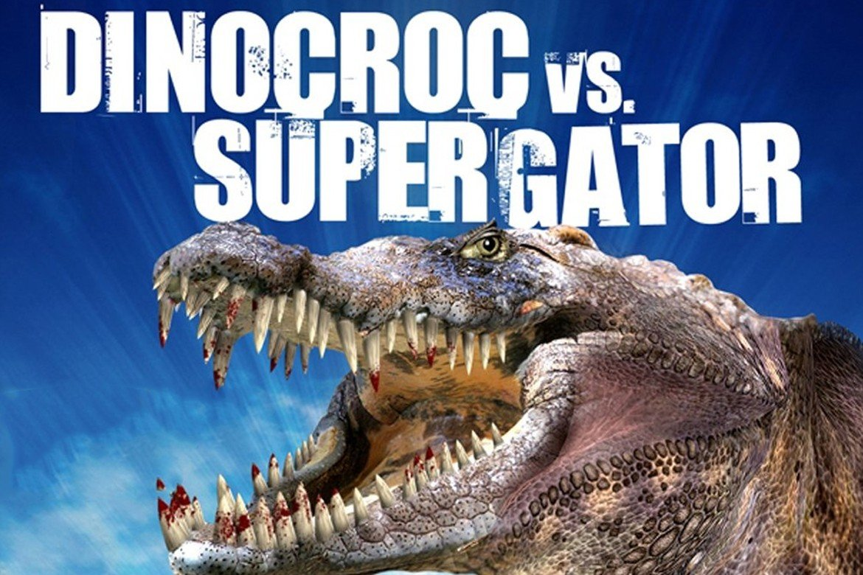 Dinocroc vs. Supergator 2010