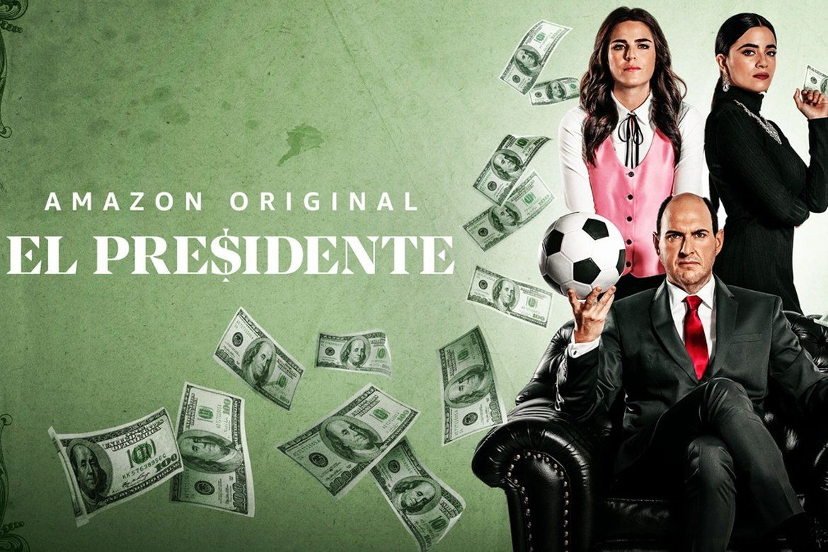 El Presidente Amazon Serie