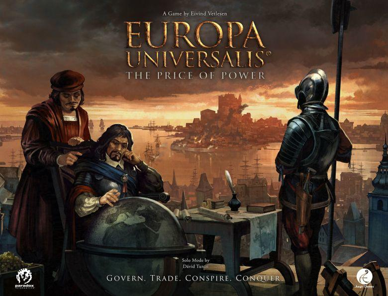 Essen Spiel 2019 Europa Universalis: The Price of Power