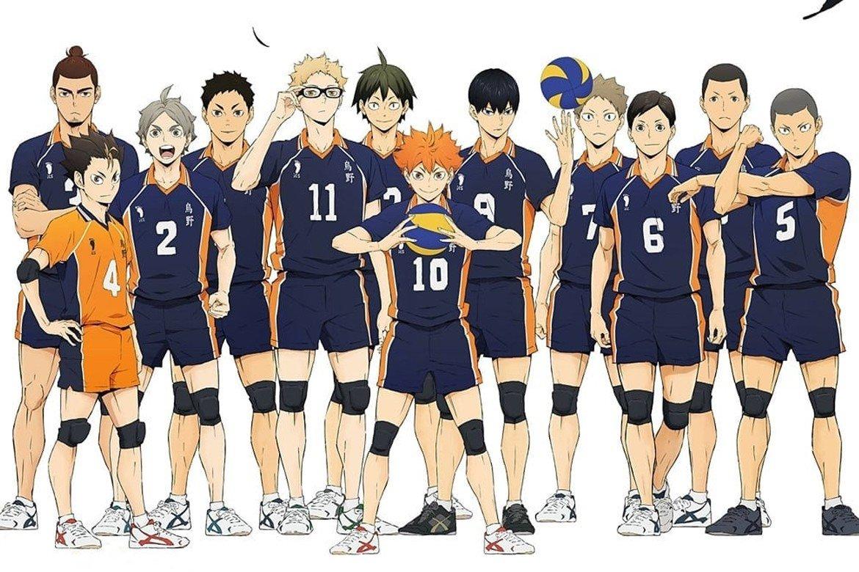 Haikyu!! Volleyball