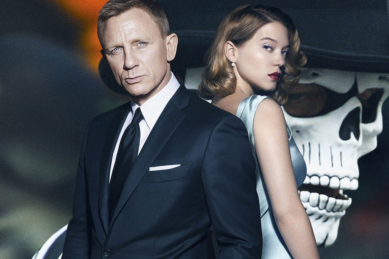 James Bond 007: Spectre 2015