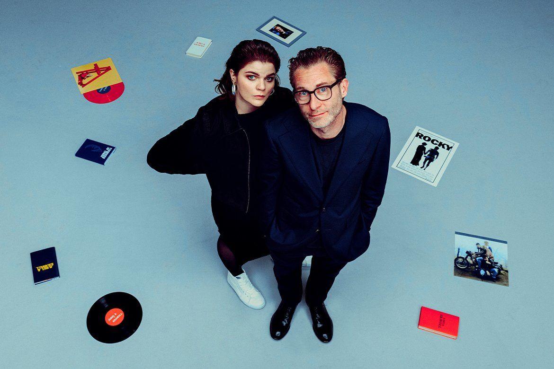 Jubel & Krawall: Sophie Passmann und Matthias Kalle