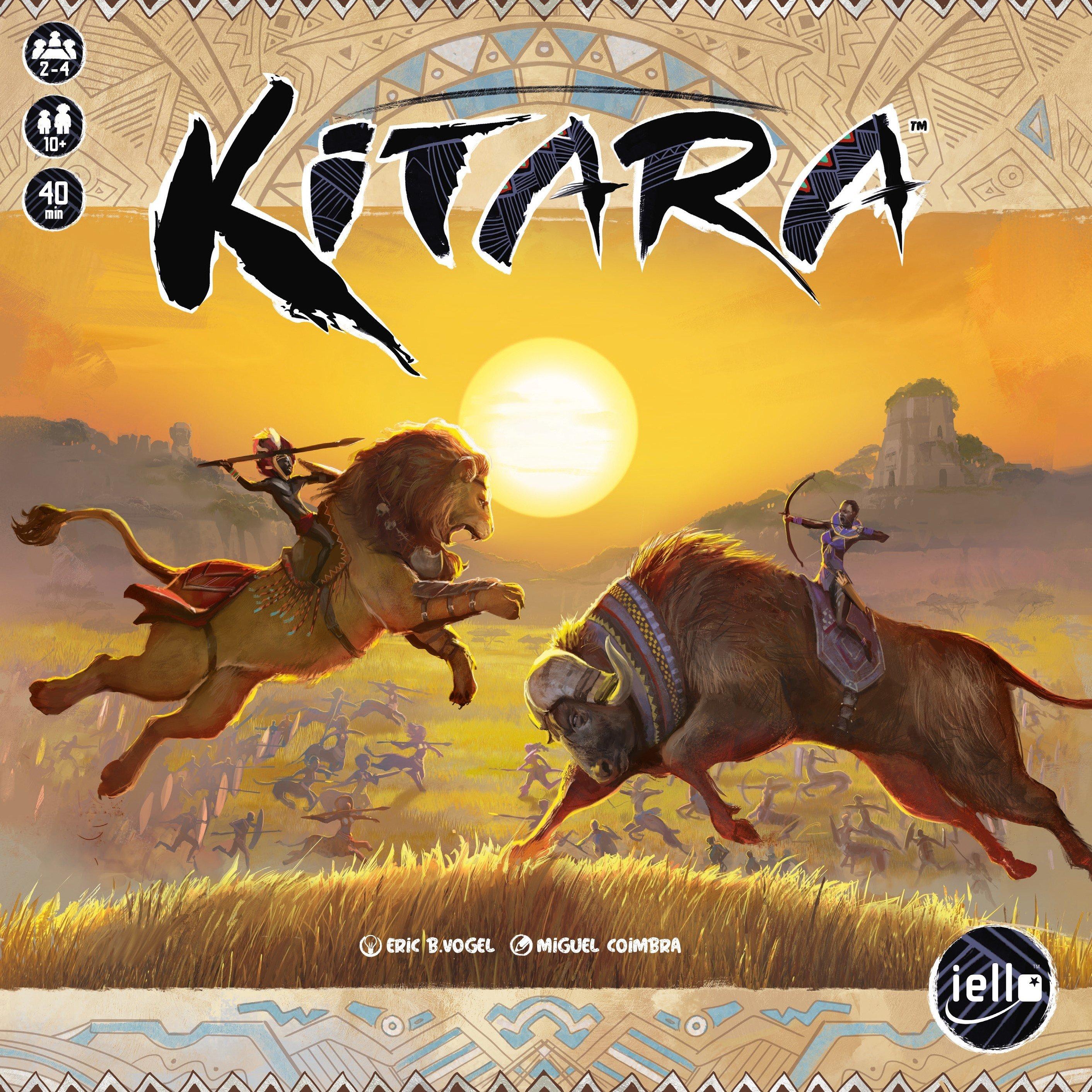 Kitara 2020 Board Game