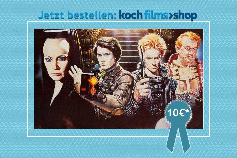 Koch Films Gutschein