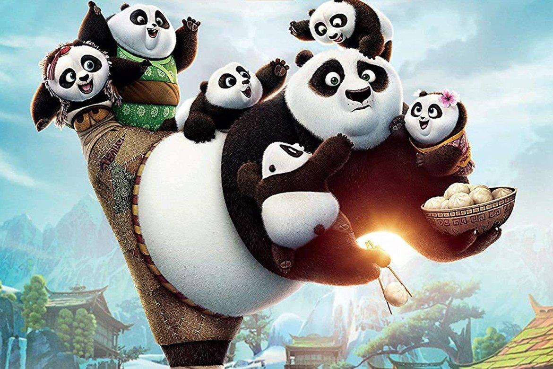 Kung Fu Panda Teil 3 2016