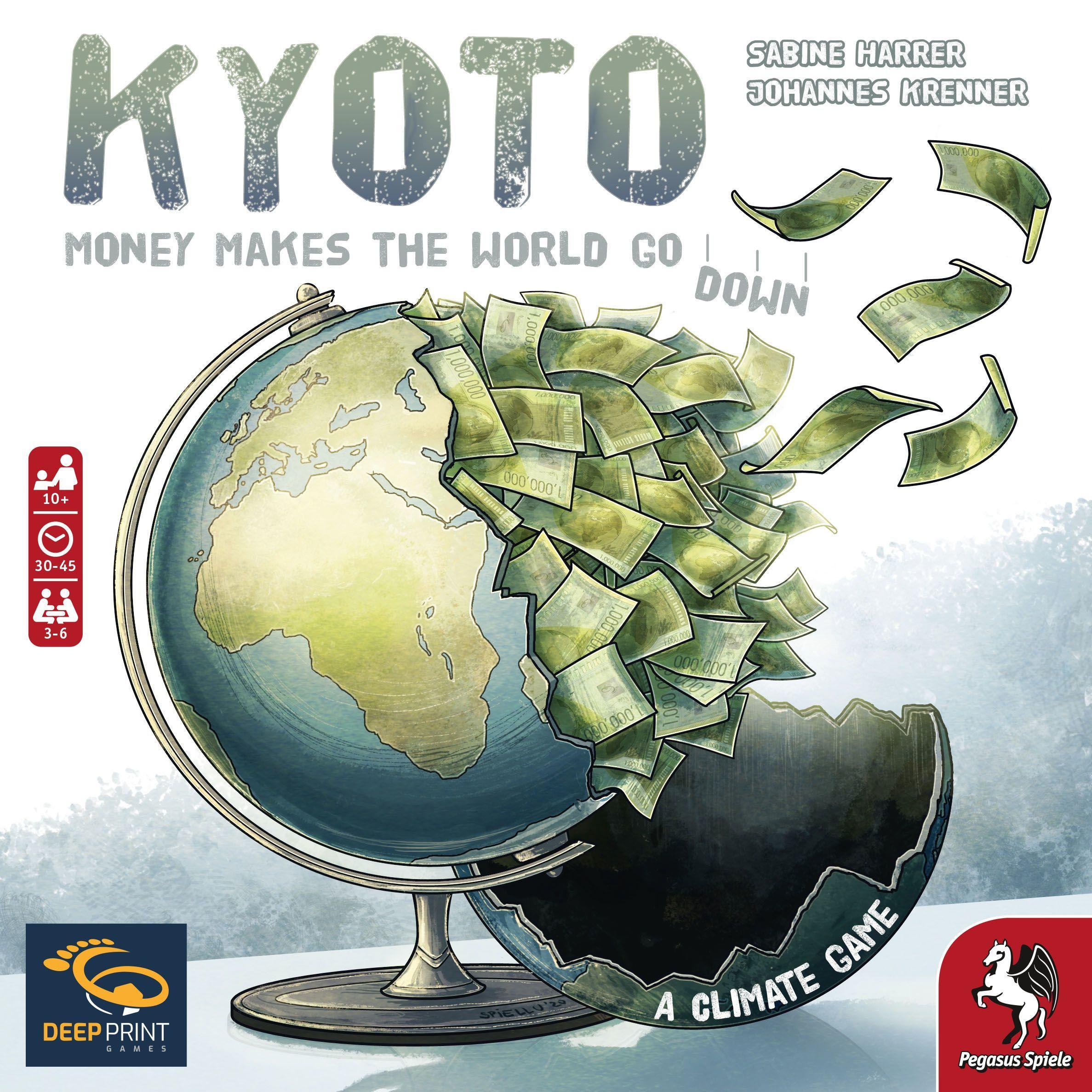 Kyoto 2020 Board Game