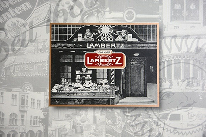 Lambertz Geschenktruhe