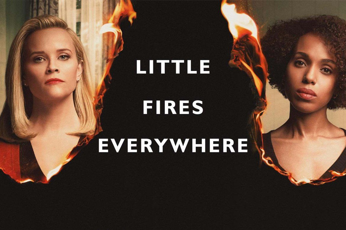 Little Fires Everywhere Amazon Prime