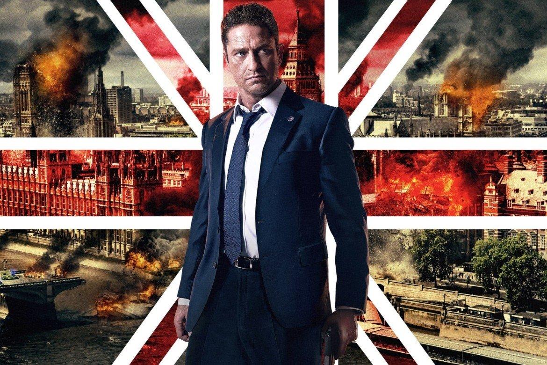 London Has Fallen Gerard Butler