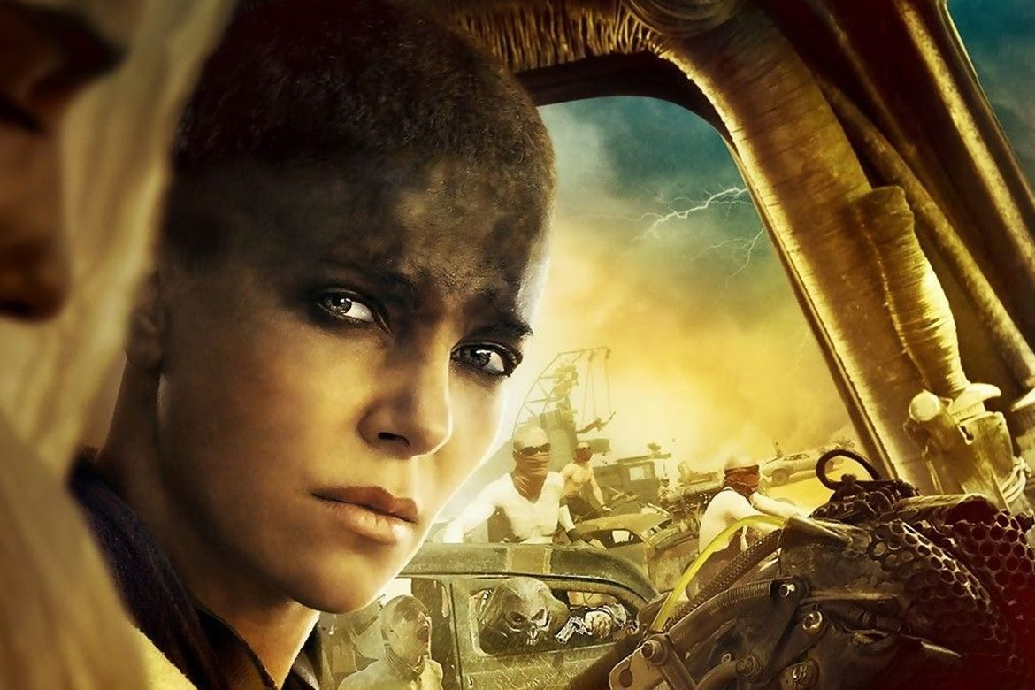 Mad Max: Fury Road Furiosa