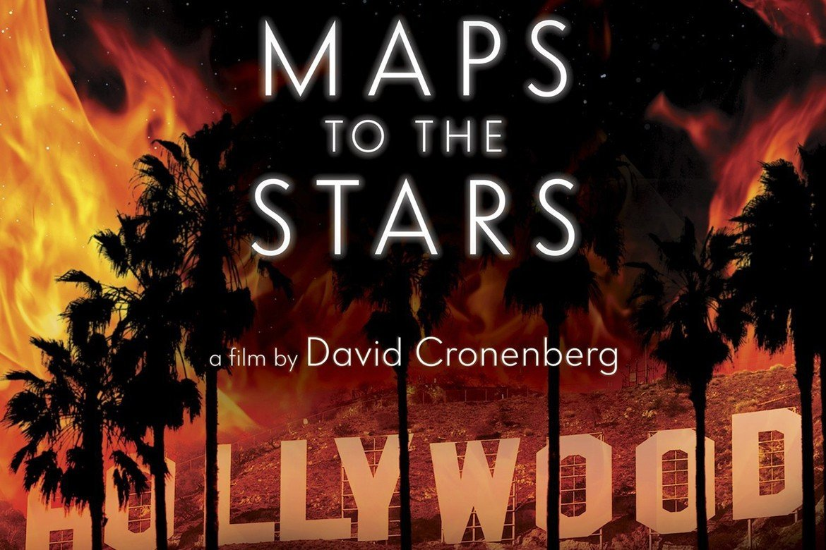 Maps to the Stars 2014
