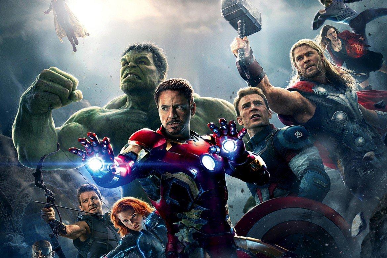 The Avengers 2 2015