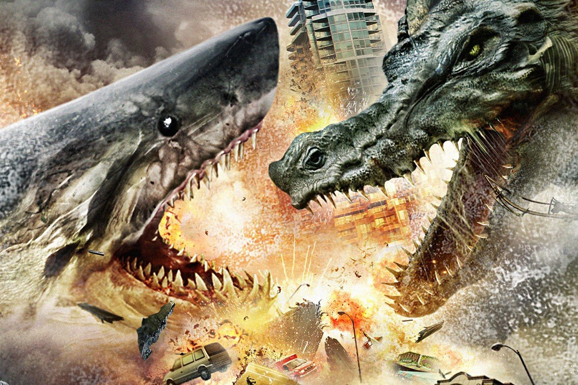 Mega Shark vs. Crocosaurus 2010