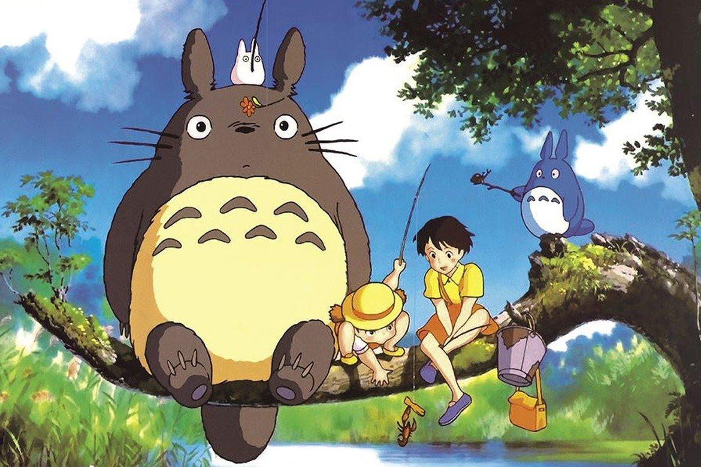 Mein Nachbar Totoro 1988