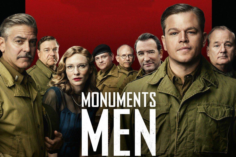 Monuments Men 2014