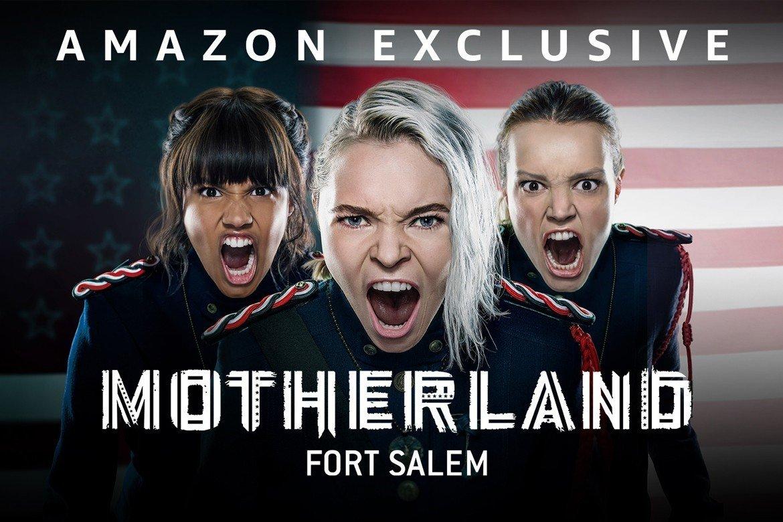 Motherland: Fort Salem Serie Amazon