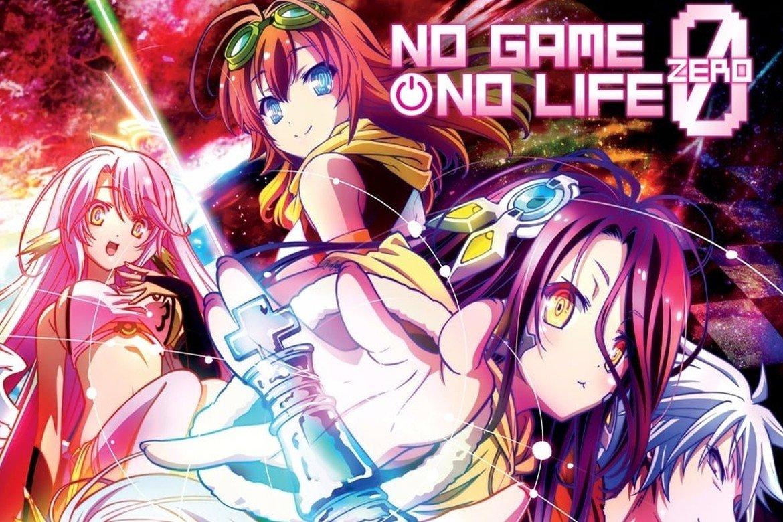 No Game No Life - Zero 2017