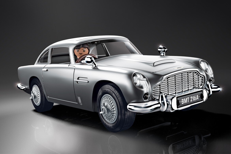 James Bond PLAYMOBIL