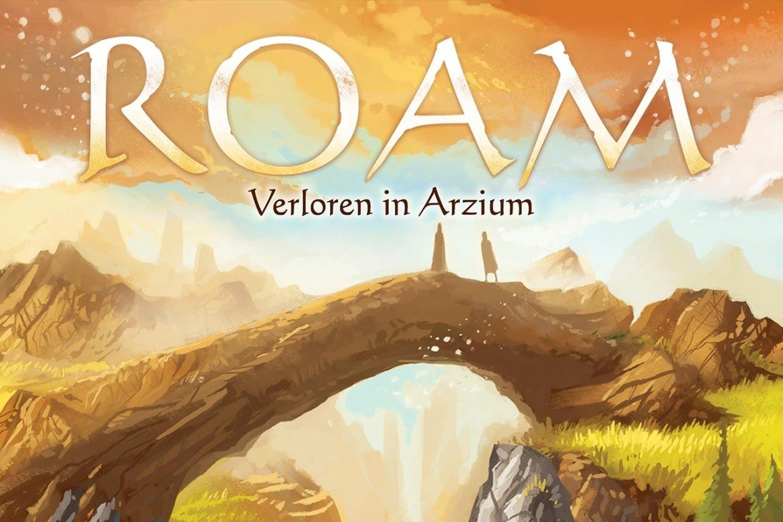 Roam - Verloren in Arzium Brettspiel