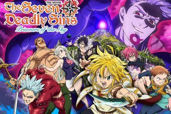 The Seven Deadly Sins Prisoners Of The Sky 2018