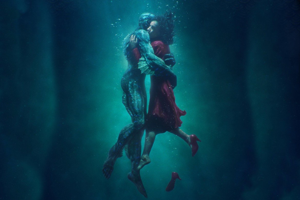 Shape of Water 2017