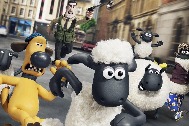 Shaun das Schaf 2015