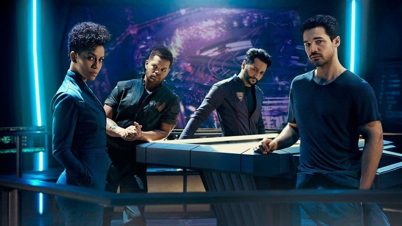 The Expanse Crew
