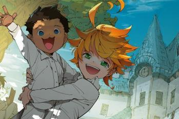 The Promised Neverland Anime Serie