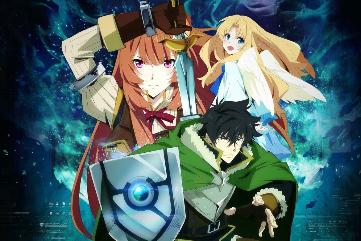 The Rising of the Shield Hero Banner