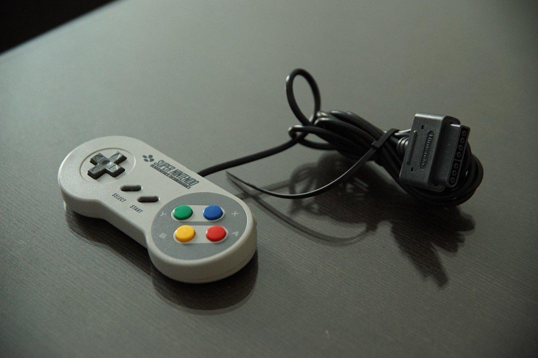 Videospiel Controller